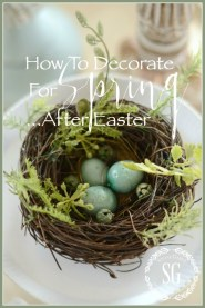 Awesome Modern Spring Decorating Ideas 04