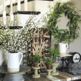 Awesome Modern Spring Decorating Ideas 34