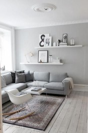 Awesome Small Living Room Decoration Ideas On A Budget 19