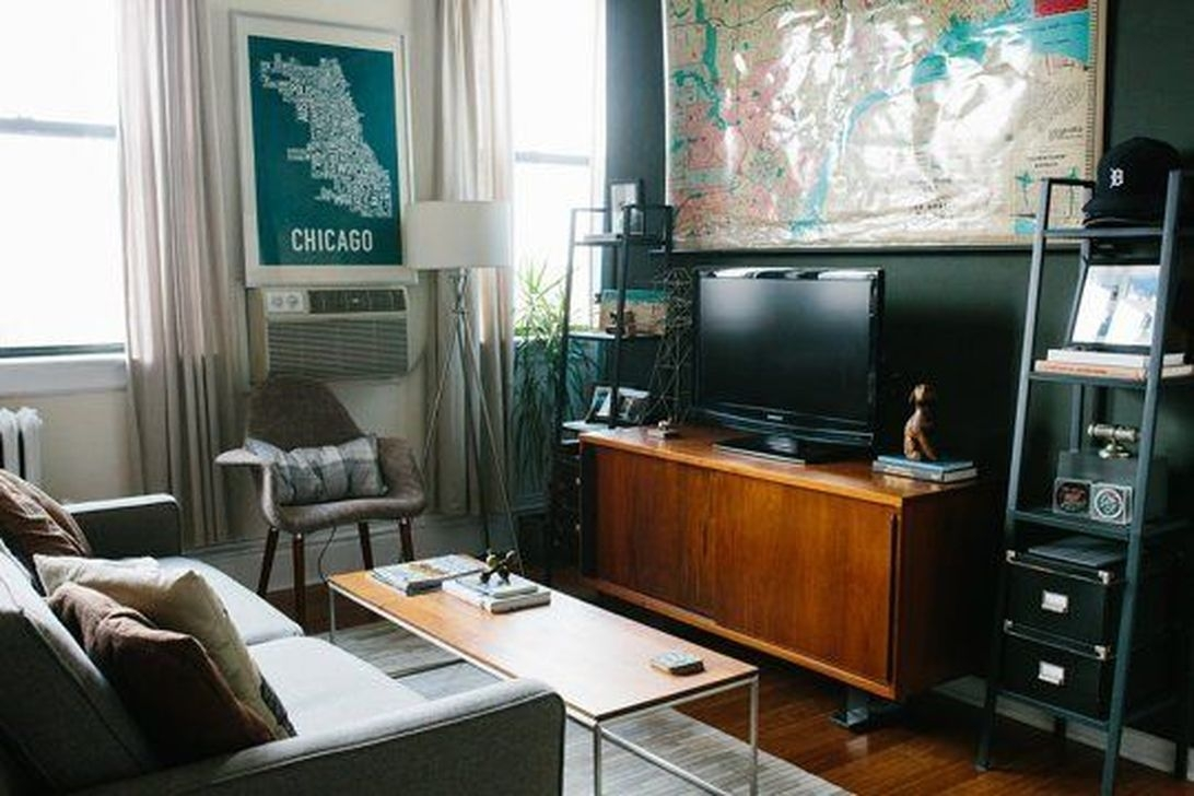 Awesome Small Living Room Decoration Ideas On A Budget 21