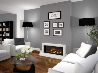 Awesome Small Living Room Decoration Ideas On A Budget 25