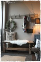Beautiful Rustic Entryway Decoration Ideas 01