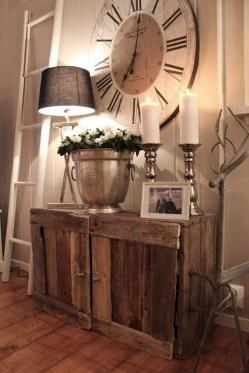 Beautiful Rustic Entryway Decoration Ideas 06