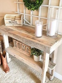 Beautiful Rustic Entryway Decoration Ideas 38