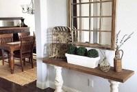 Beautiful Rustic Entryway Decoration Ideas 39