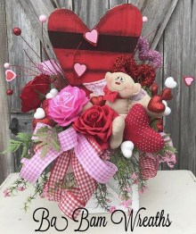 Beautiful Valentine Decoration Ideas For Your Home 03