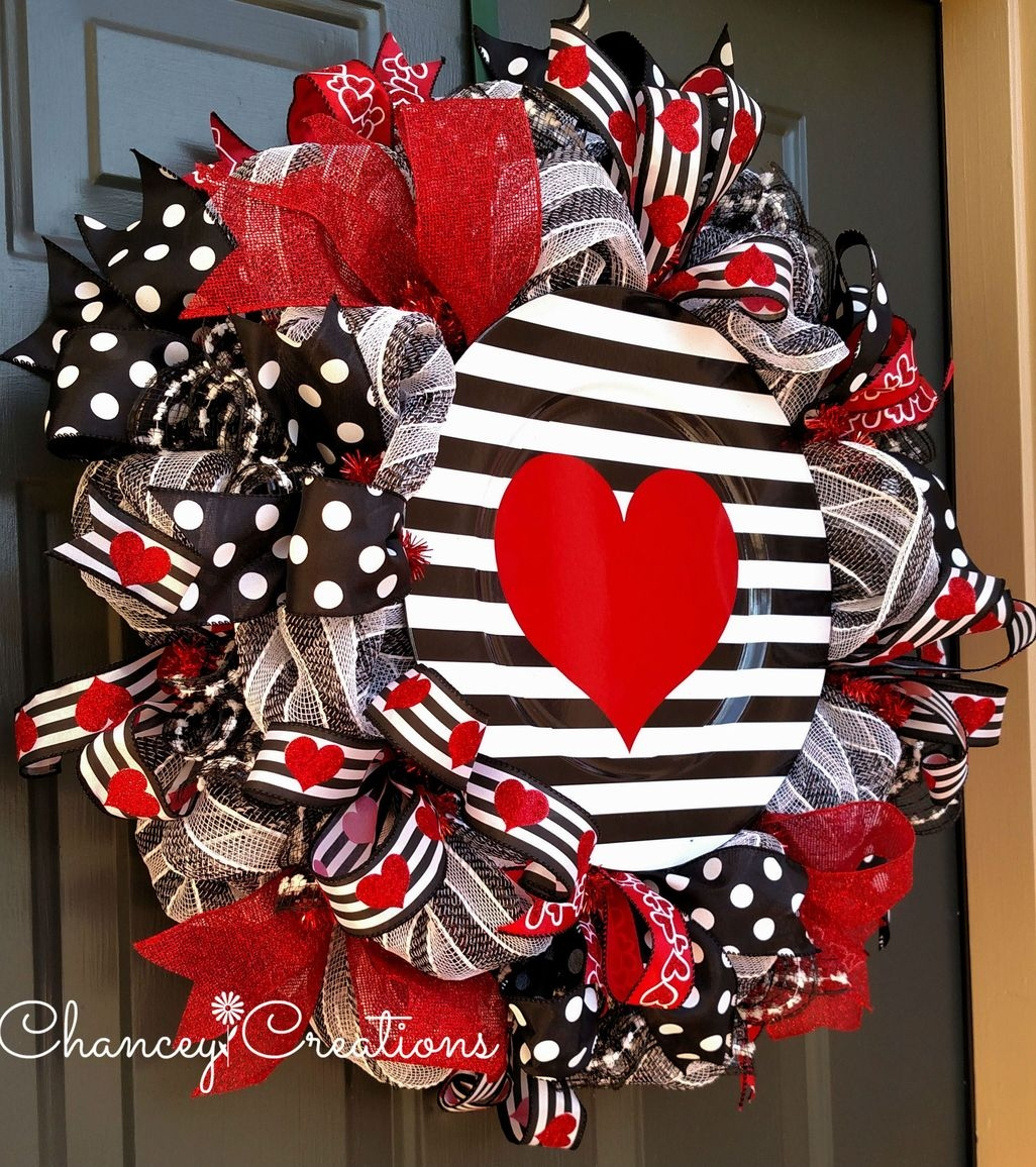 Beautiful Valentine Decoration Ideas For Your Home 04