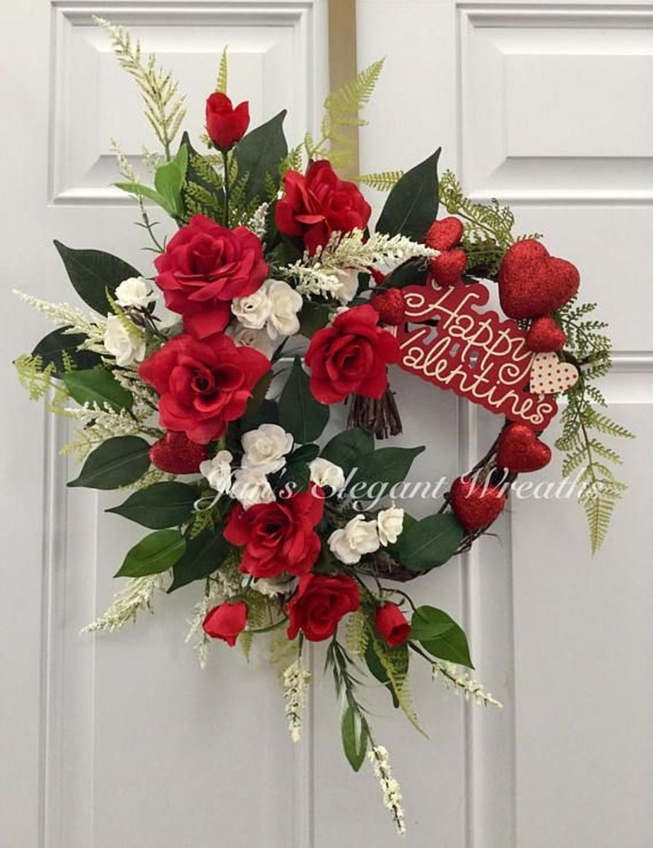 Beautiful Valentine Decoration Ideas For Your Home 12