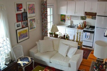Cozy Apartment Studio Decoration Ideas 07