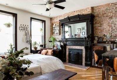 Cozy Apartment Studio Decoration Ideas 10
