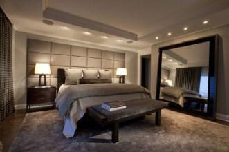 Elegant Small Master Bedroom Decoration Ideas 08