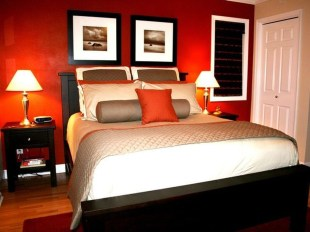 Elegant Small Master Bedroom Decoration Ideas 16