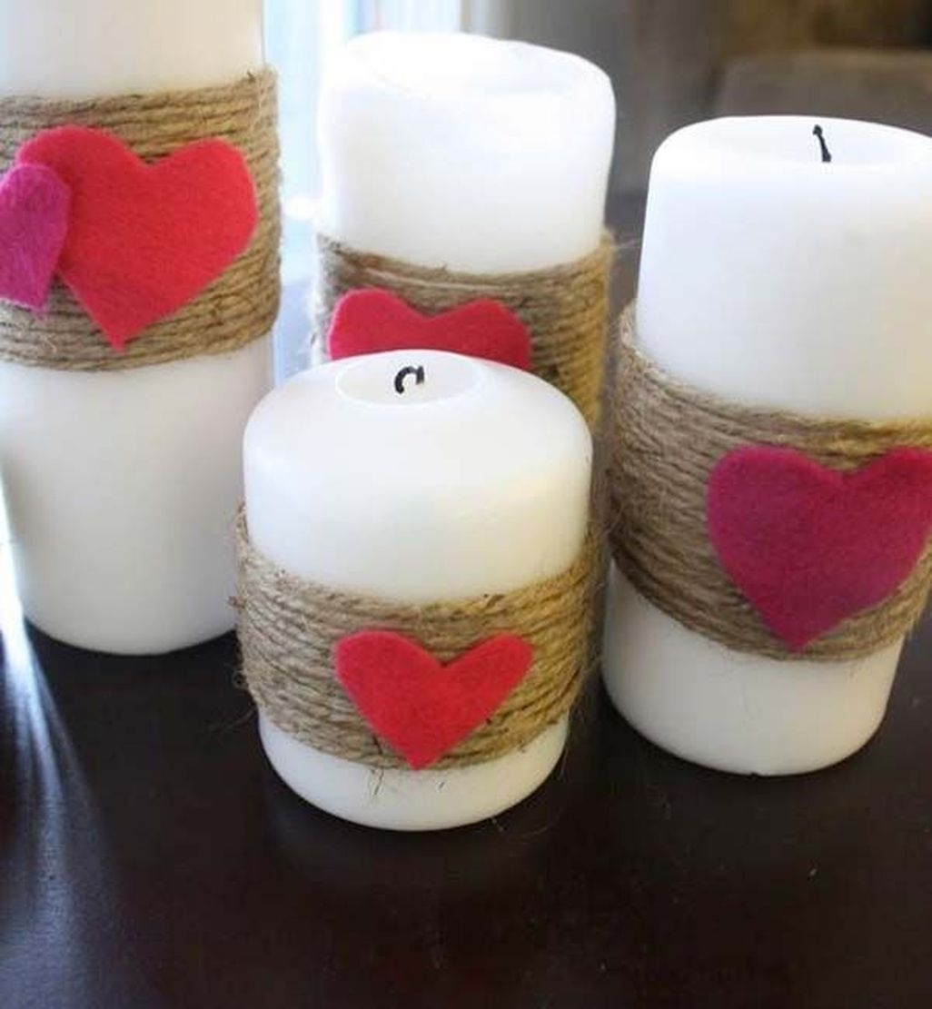 Fun And Festive Way Decorate Your Home For Valentine 03