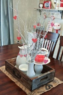 Fun And Festive Way Decorate Your Home For Valentine 12