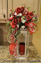 Fun And Festive Way Decorate Your Home For Valentine 17