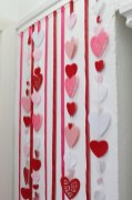 Fun And Festive Way Decorate Your Home For Valentine 27