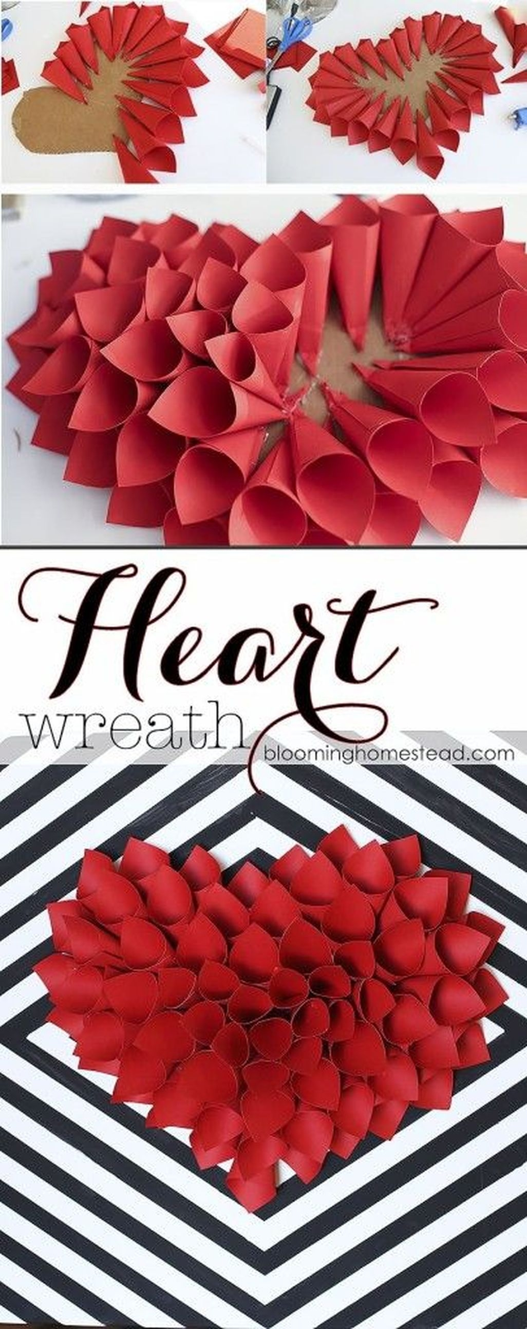 Fun And Festive Way Decorate Your Home For Valentine 38