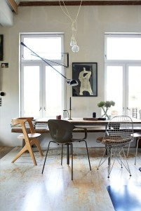 Minimalist Scandinavian Spring Decoration Ideas For Your Home 05