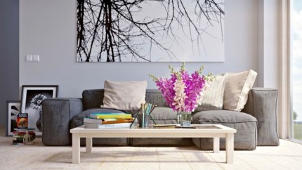 Minimalist Scandinavian Spring Decoration Ideas For Your Home 46