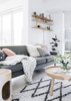 Minimalist Scandinavian Spring Decoration Ideas For Your Home 48
