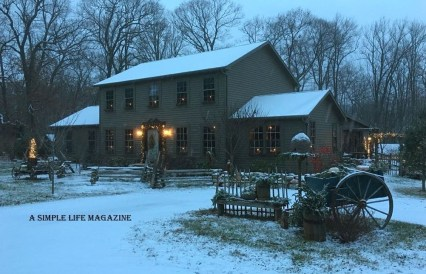 Warm And Cozy Classic Winter Home Decoration Ideas 38