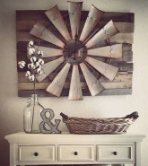 Amazing Rustic Farmhouse Living Room Decoration Ideas 16