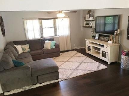 Amazing Rustic Farmhouse Living Room Decoration Ideas 25
