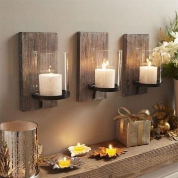 Amazing Rustic Farmhouse Living Room Decoration Ideas 29
