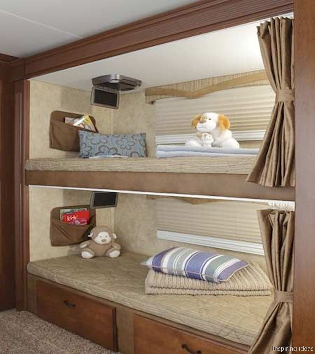 Awesome Rv Living Remodel Design Ideas 38