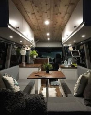 Awesome Rv Living Remodel Design Ideas 41