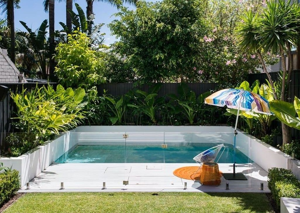 Awesome Small Backyard Patio Design Ideas 16