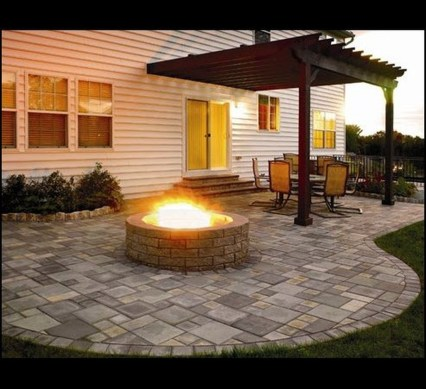 Awesome Small Backyard Patio Design Ideas 35