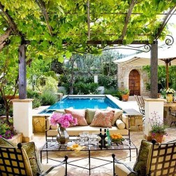 Awesome Small Backyard Patio Design Ideas 37