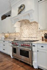 Awesome White Kitchen Backsplash Design Ideas 08