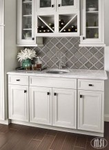 Awesome White Kitchen Backsplash Design Ideas 28