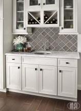 Awesome White Kitchen Backsplash Design Ideas 28