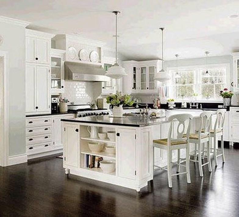 Awesome White Kitchen Backsplash Design Ideas 33