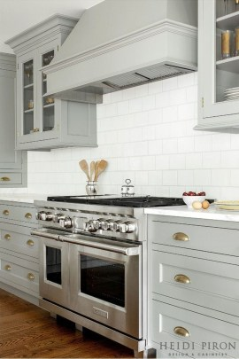 Best White Kitchen Cabinet Design Ideas 06