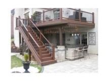 Cozy Backyard Patio Deck Design Decoration Ideas 40