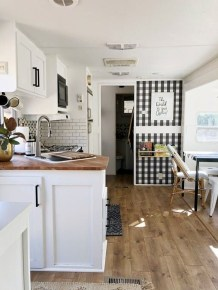 Creative Small Rv Kitchen Design Ideas 28