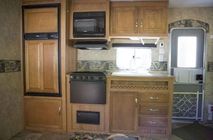 Creative Small Rv Kitchen Design Ideas 39