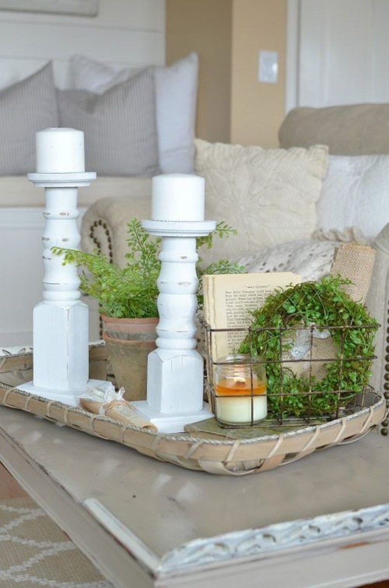 Cute Farmhouse Decoration Ideas Suitable For Spring And Summer 03