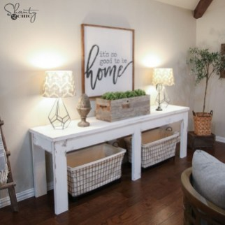 Cute Farmhouse Decoration Ideas Suitable For Spring And Summer 30