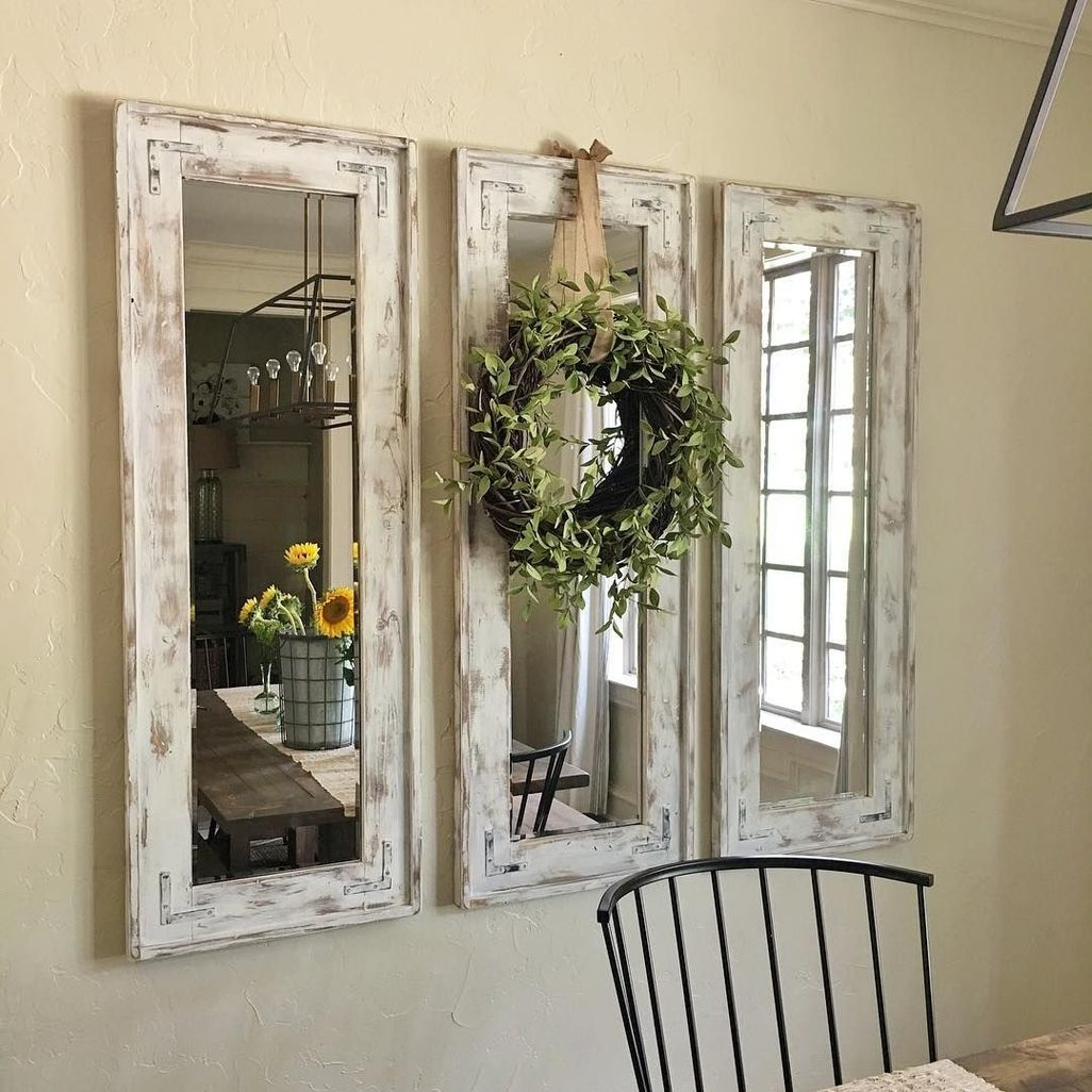 Cute Farmhouse Decoration Ideas Suitable For Spring And Summer 47