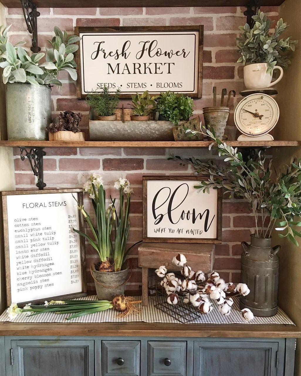 Easy Diy Spring And Summer Home Decor Ideas 44