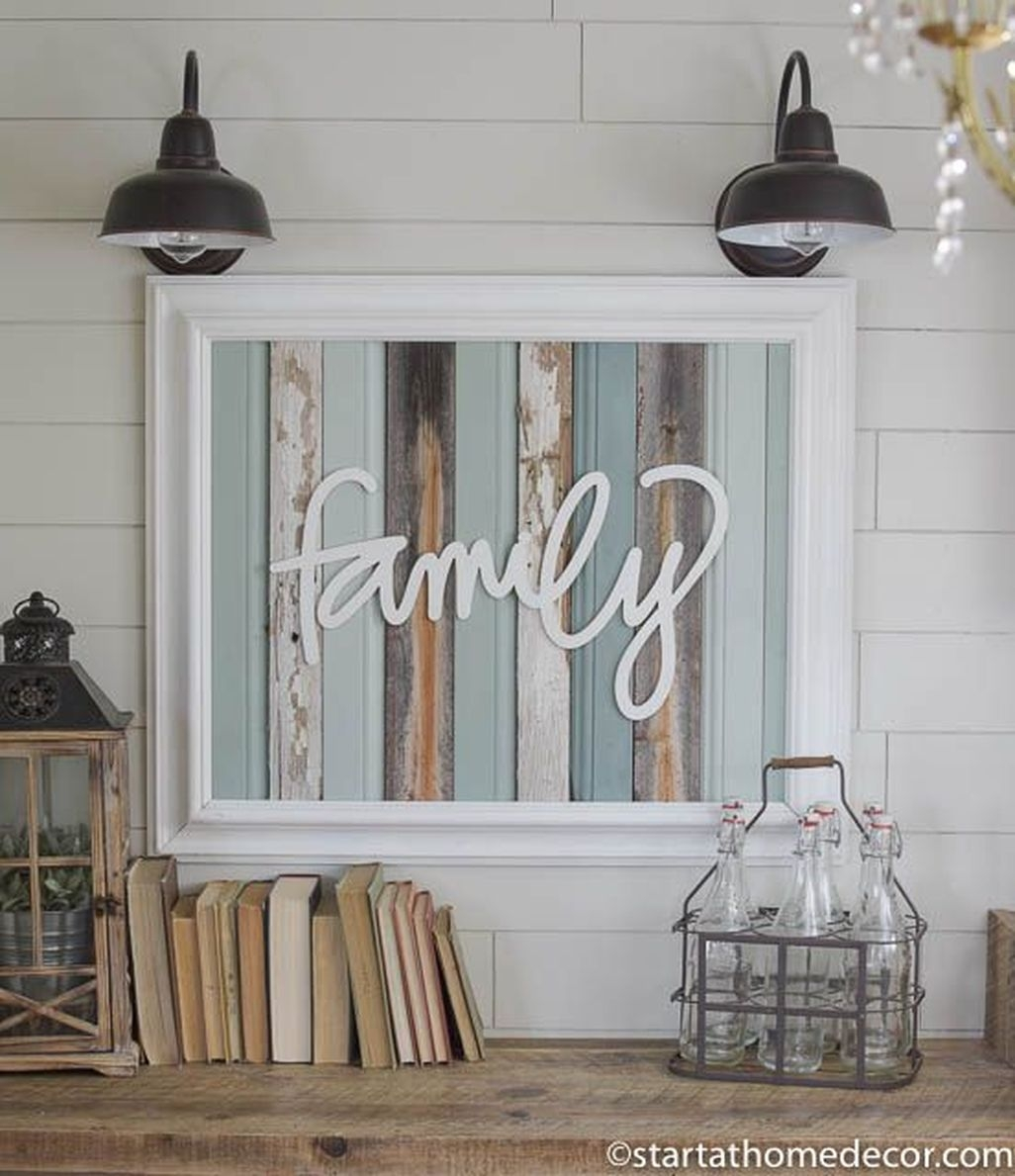 Farmhouse Home Decor Ideas 15