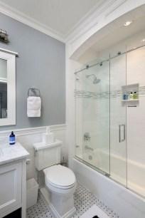Fresh Rustic Farmhouse Master Bathroom Remodel Ideas 01