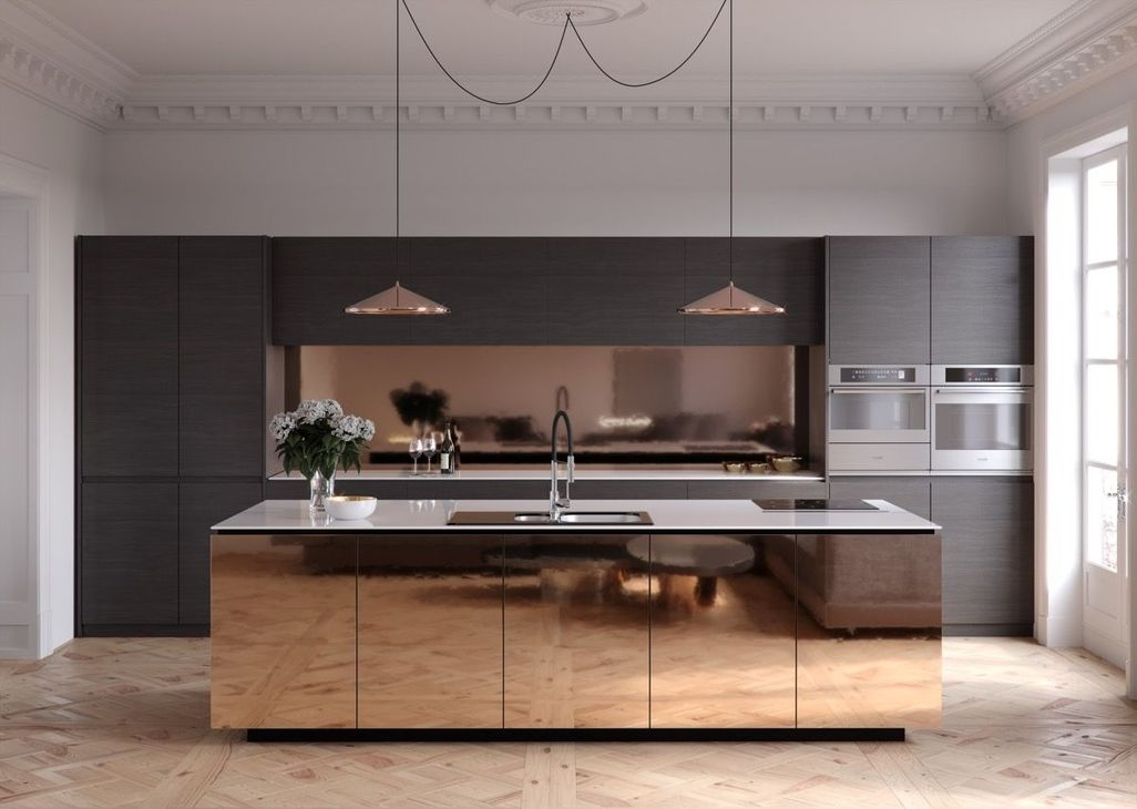 Modern And Minimalist Kitchen Decoration Ideas 06