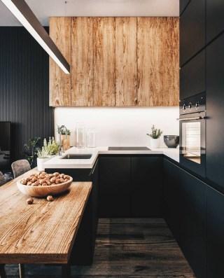 Modern And Minimalist Kitchen Decoration Ideas 17