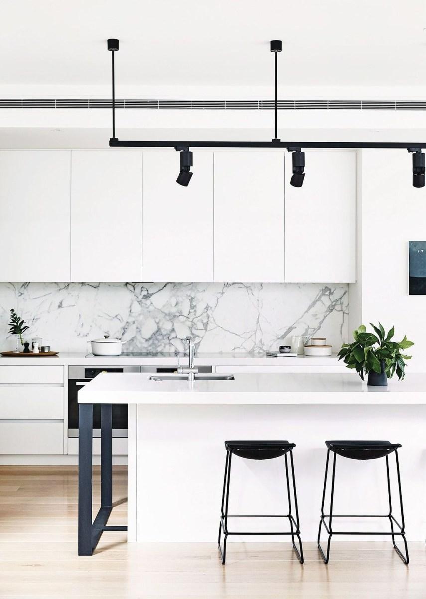 Modern And Minimalist Kitchen Decoration Ideas 29